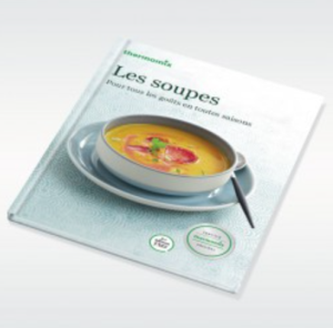 livre de recettes les soupes tm5 robot thermomix vorwerk. Black Bedroom Furniture Sets. Home Design Ideas