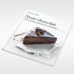 Eclairs chocolat thermomix tm31